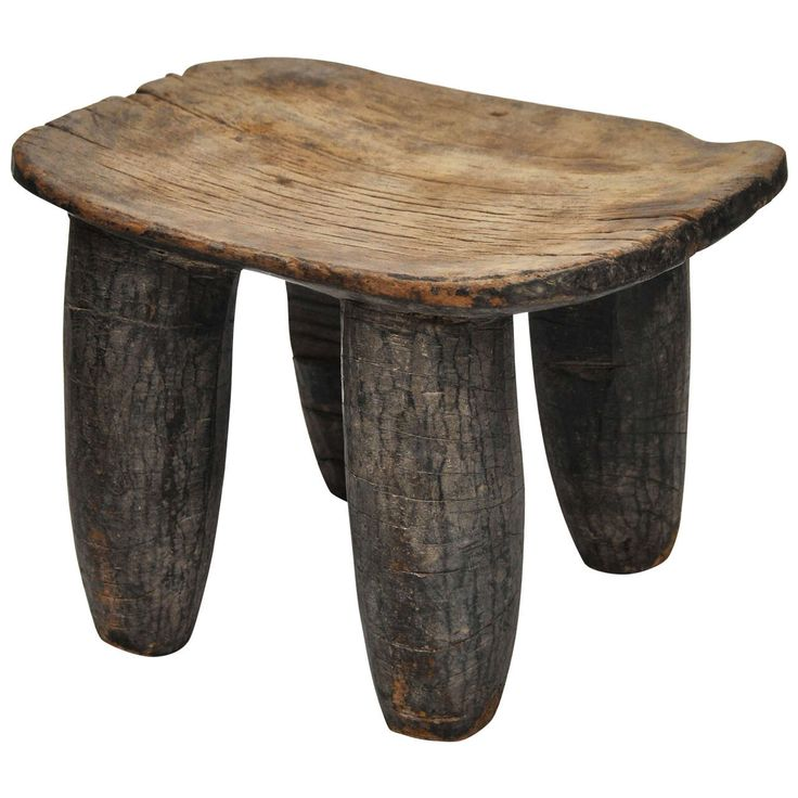 modern african furniture. fourlegged senufo african stool modern furniture