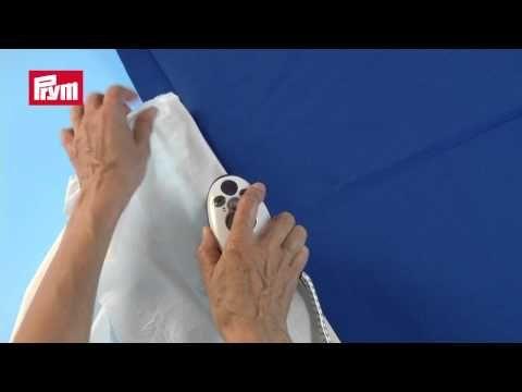 Флизелиновая лента для подгибов - YouTube
