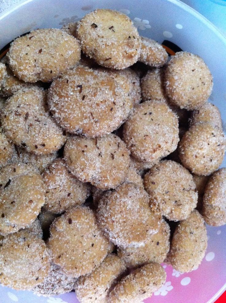 Pan De Polvo (mexican wedding cookies) | wedding favors | Pinterest