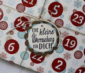 Hallöchen,    für meine Mama habe ich dieses Jahr einen Toffifee-Adventskalender gemacht.     Zur Weihnachtszeit gibt es von Toffifee ein Ve...