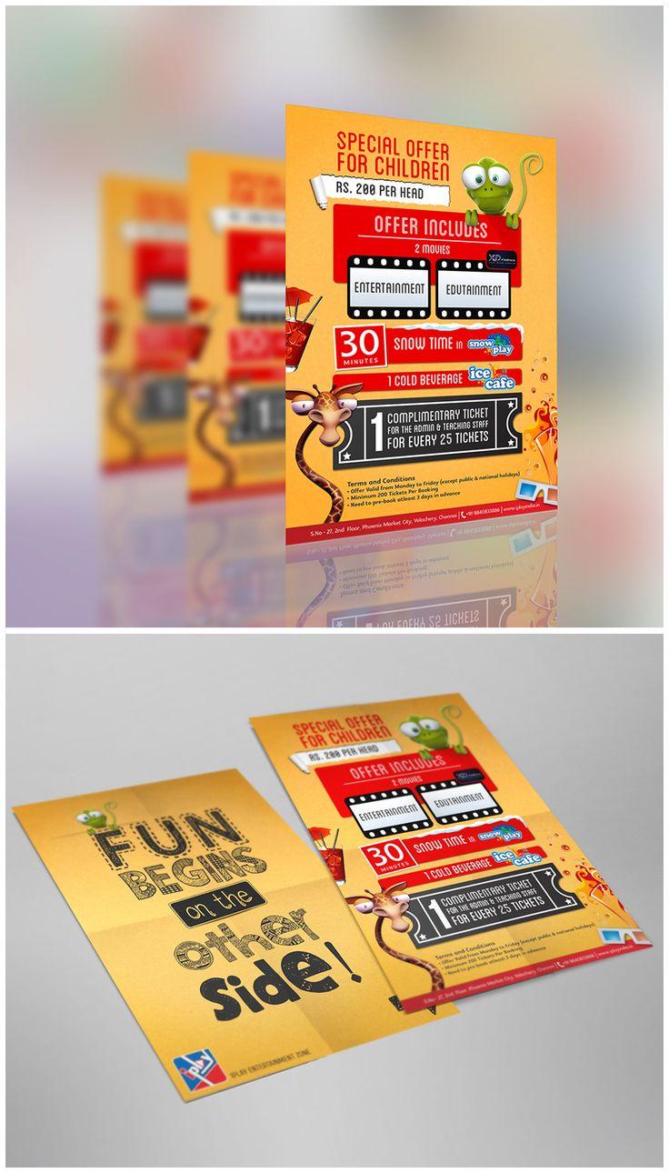Flyer- iPlay  Print | Branding
