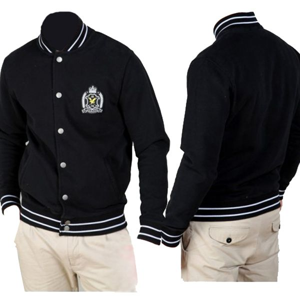 Aoxiang men varsity Fleece Jacket uses high-grade fabrics, feels comfortable, integrating sports and fashion, is autumn and winter's all-match item, is popular basic item. http://www.axfz86.com/Products/fashionvarsityFleece.html