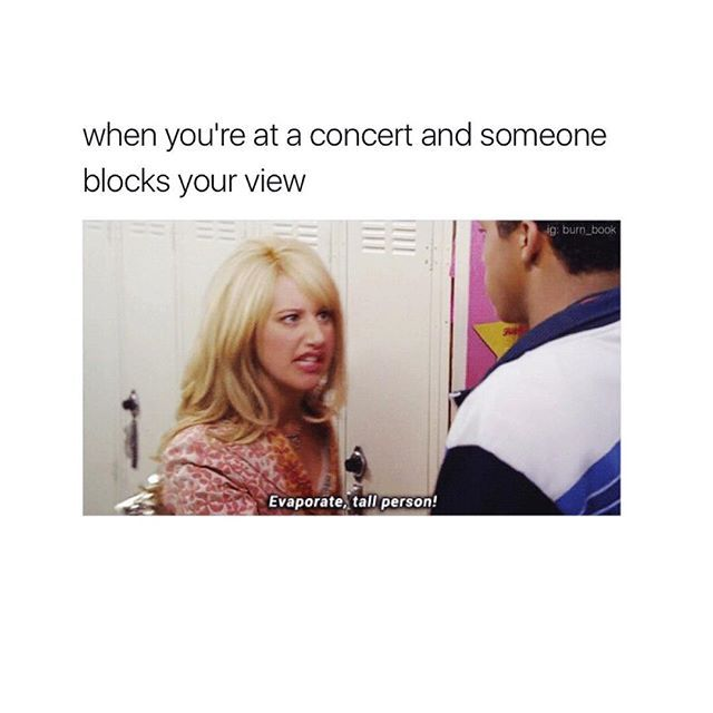 """This is what I felt last night during the Planetshakers concert -.-"""" (at least I got to stand on the chair)"""