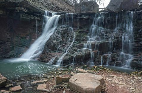 Lower Chedoke falls, Hamilton ON