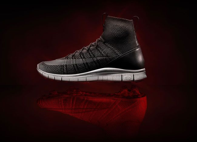 Nike debuts the Free Mercurial Superfly HTM #nike #htm