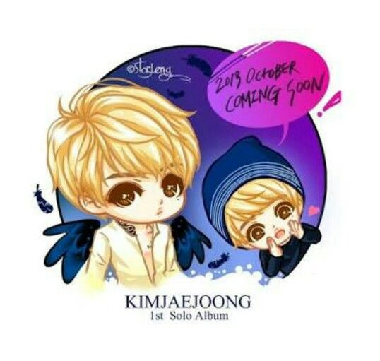 Kim jaejoong fan art