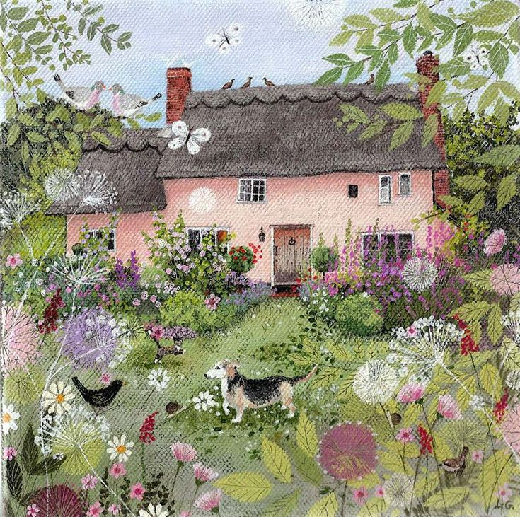 'Suffolk' by Lucy Grossmith