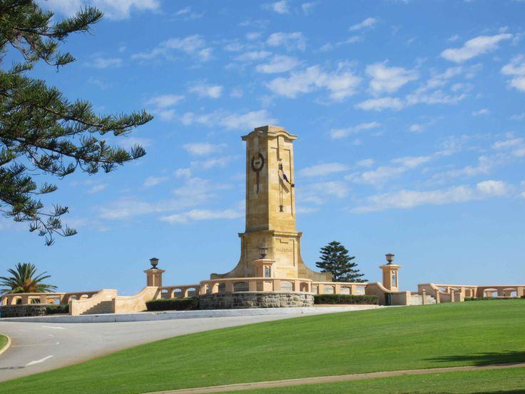 WWI memorial Fremantle