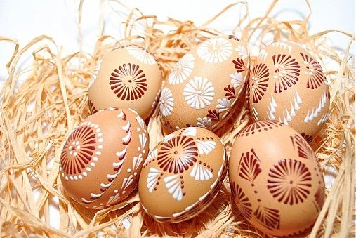 bibiART / veľkonočné vajíčka
