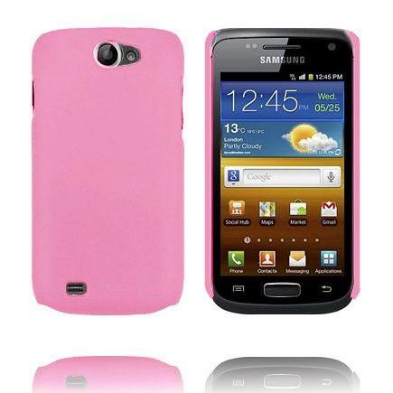 Hard Case (Vaaleanpunainen) Samsung Galaxy W Suojakuori