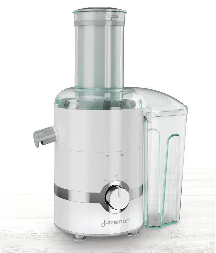 Amazon.com: Juiceman JM3000 3-in-1 Total Electric Juicer, Juicer, Blender, Citrus Juicer: Kitchen & Dining
