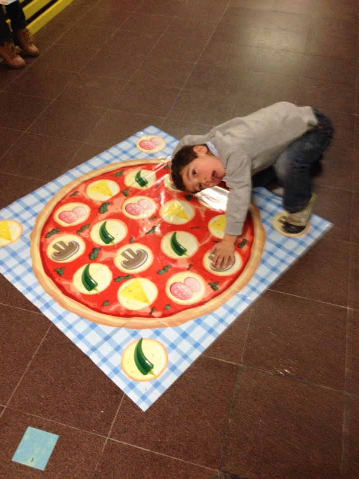 Pizza-twister
