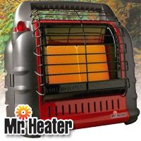 Mr.Heater Big Buddy tent heater review.A high power tent heater for big family tents or for emergency heating in your home.