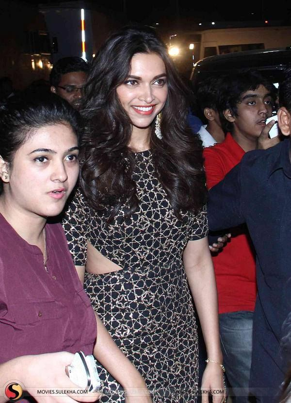 deepika at umang awards ♥