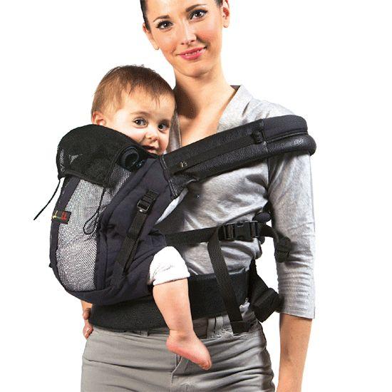Porte-bébé PhysioCarrier - Je Porte Mon Bébé ® | JPMBB ®