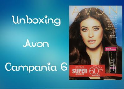 Cerasela Blog: Unboxing Avon Campania 06/2017
