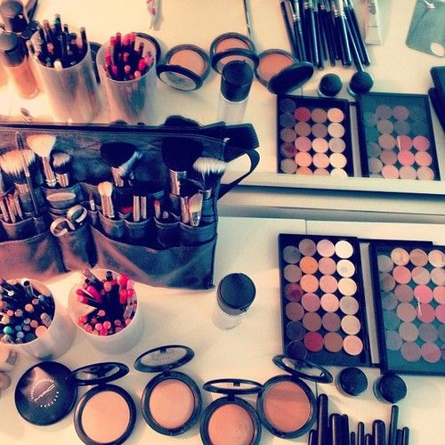So. Much. Makeup. Fun!