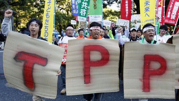 Making the case for the TPP trade agreement