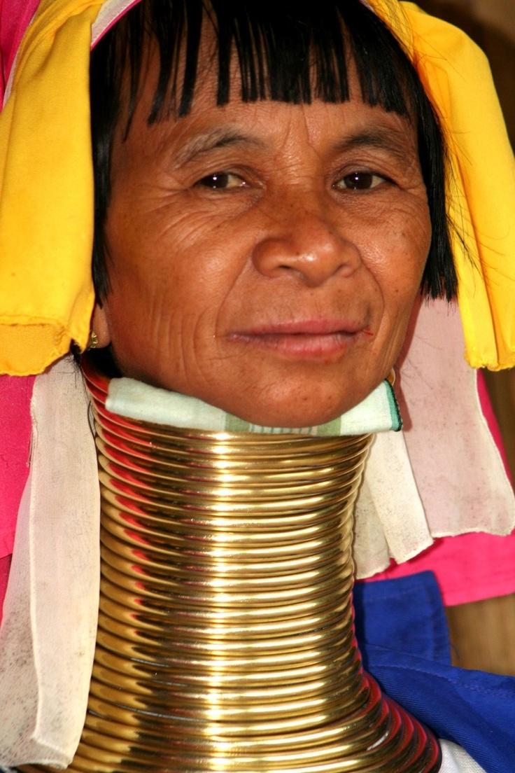 myanmar model girl necked