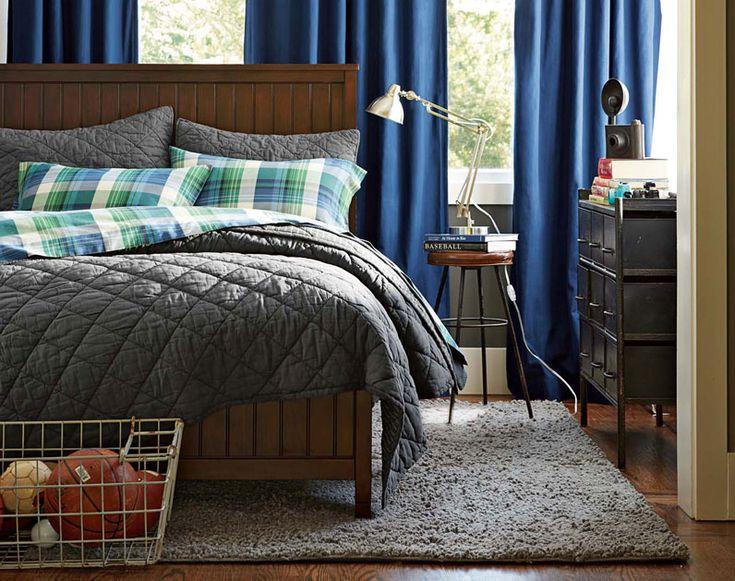 Best 25+ Guy bedroom ideas on Pinterest | Grey walls ...