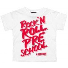 SOURPUSS ROCK N ROLL PRESCHOOL KIDS TEE