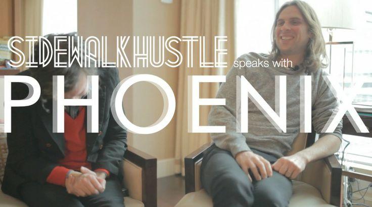 Sidewalk Hustle TV: An Interview with Phoenix