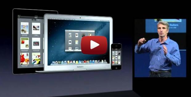 Video: Apple publica el YouTube la keynote donde presento el iOS6