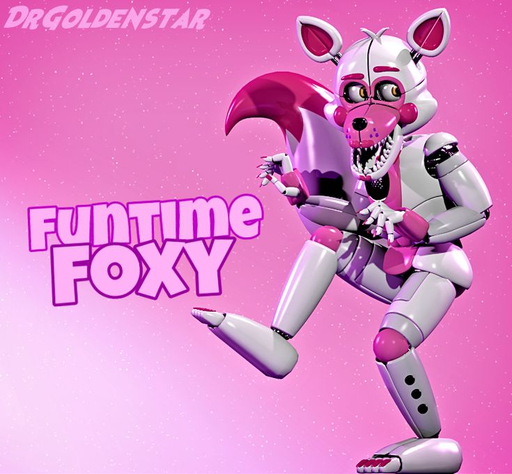 (SFM) Funtime Foxy By DrGoldenstar (With Images)