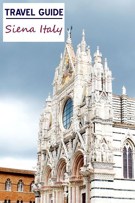 Travel Highlights from Siena Italy