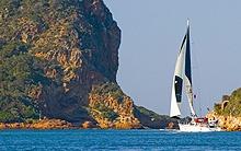 Springtide Sailing Charters: Knysna yacht South Africa