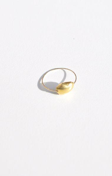 Anaïse / Kathleen Whitaker Gold Pinkie Ring