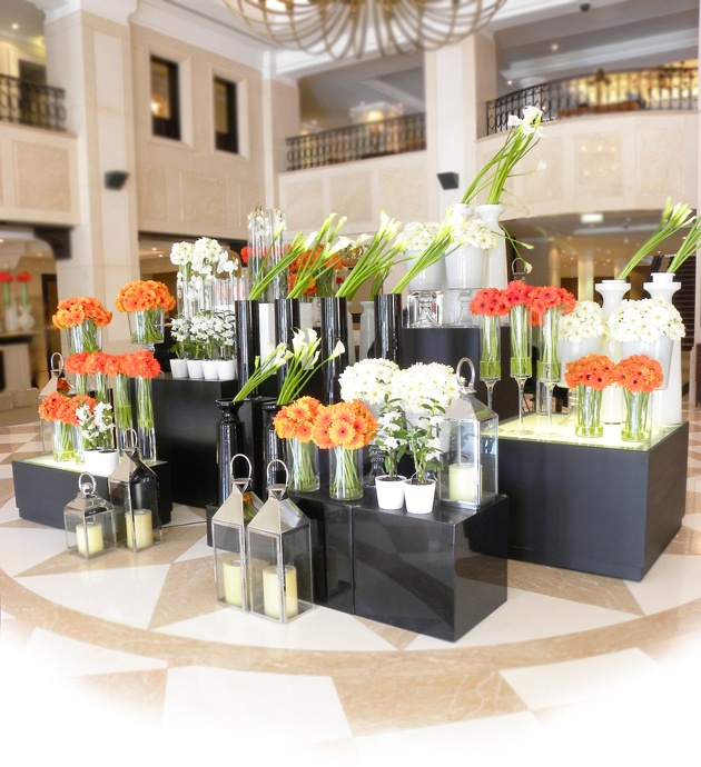1000+ images about lobby floral arrangements inspirations! on ...