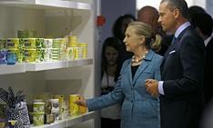 Marimekko and Hillary Clinton  #pintofinn