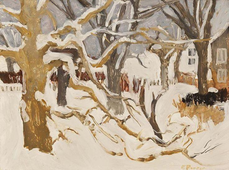 Fairfield Porter (1907-1975) - Artists - Michael Rosenfeld Art