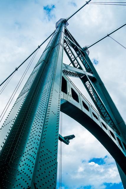 Lions Gate Bridge #Vancouver #BC
