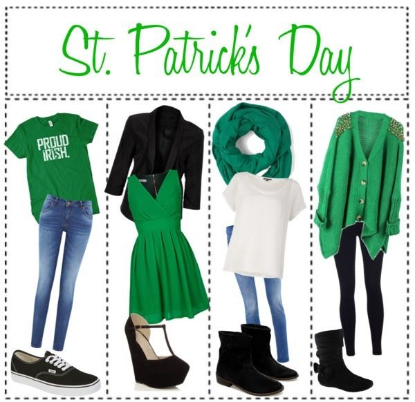 St. Patrick's day outfits