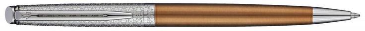 Шариковая ручка поворотная Waterman Hemisphere Deluxe Privee синий M 1971620