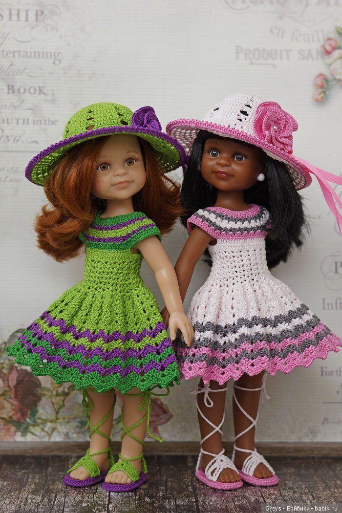 Новенькие, новенькие наши / Paola Reina, Antonio Juan и другие испанские куклы / Бэйбики. Куклы фото. Одежда для кукол