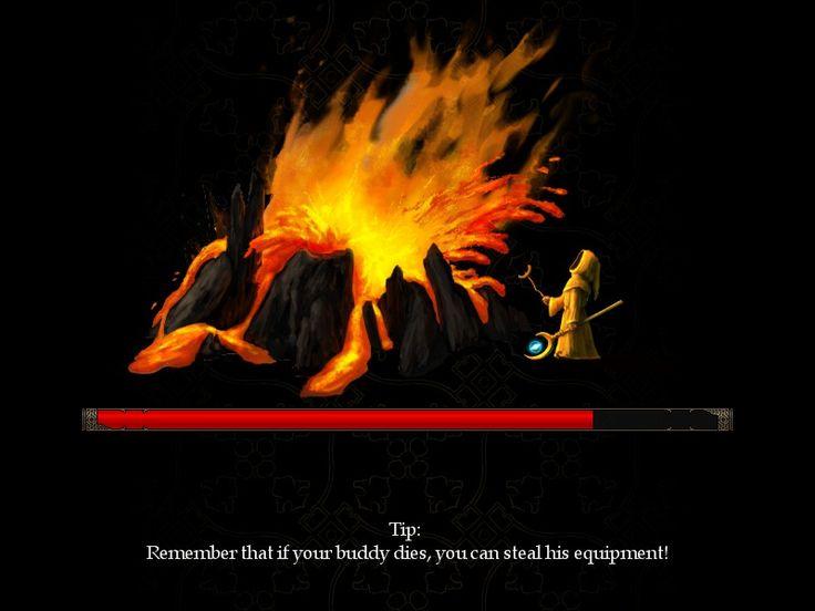 Magicka teaching good deeds.