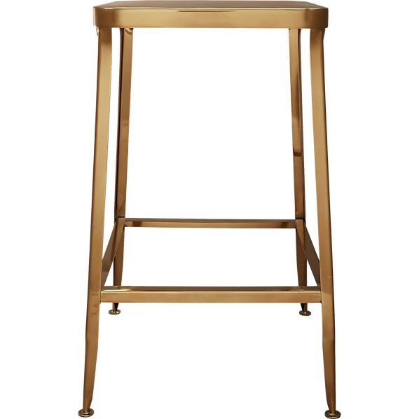 Flint Gold 24 Counter Stool Stools Gold And Counter