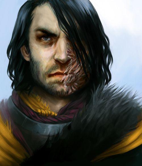 37 best Sandor Clegane (The Hound) images on Pinterest ...