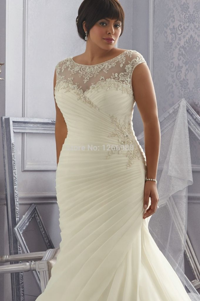 Best Fat Bride Ideas On Pinterest Curvy Bride Plus Size