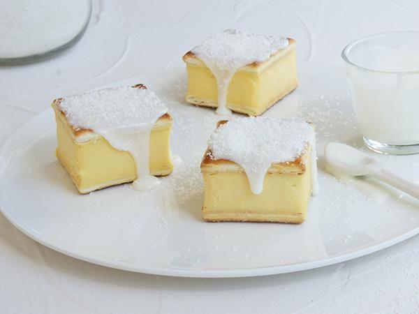 Divine Vanilla Slice - Best Recipes