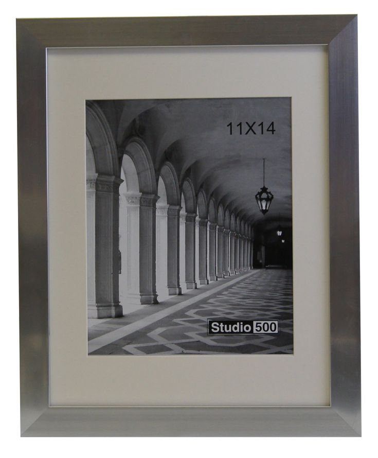 Modern Contemporary Picture Frame