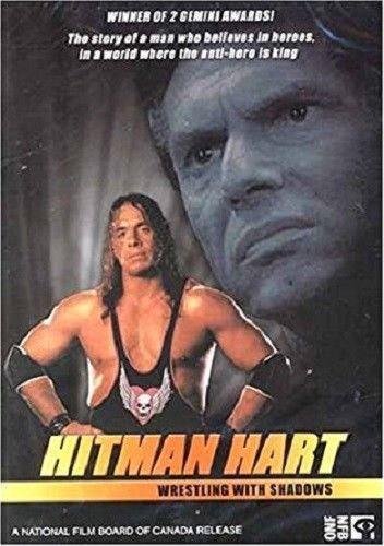 Hitman Hart - Wrestling With Shadows-DVD-  | eBay