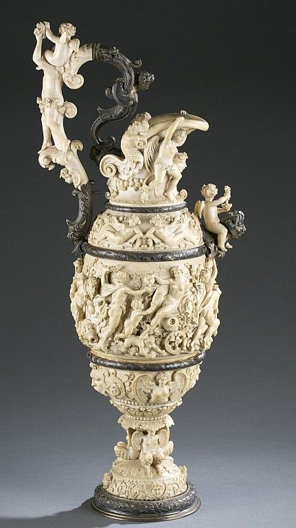 362 Best Archangels Fairies Images On Pinterest: 362 Best Images About Continental Carved Ivory And Bone On