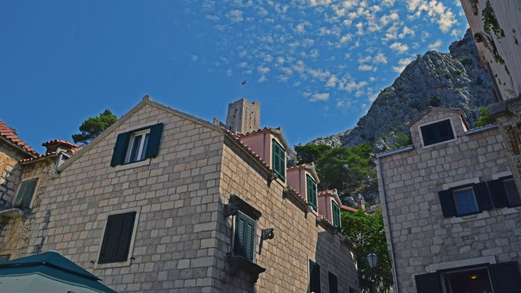 Croatia - Omis (Costa Mediterranea Excursion)