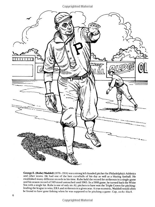 pittsburgh pirate player baseball coloring page - Pittsburgh Pirates Coloring Pages