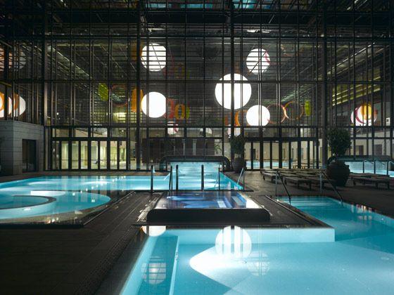 Hotel therme meran architecture hotels and spa interior for Meran design hotel