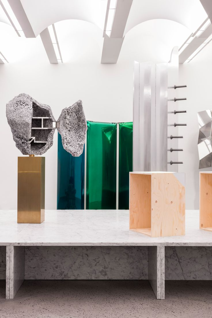 """New York exhibition presents """"collage"""" of today's desirable objects"""